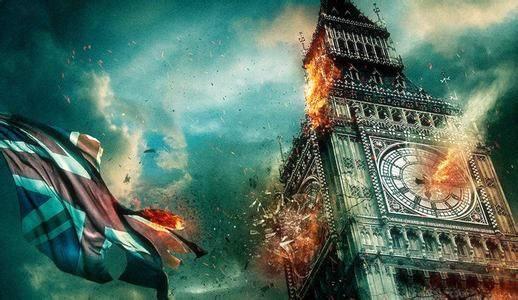 《伦敦陷落》提前观影被称反恐力作