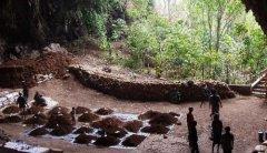 印尼发现6万年前小人族化石 霍比特人或