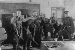 1946年全国爆发反苏大游行 迫使苏军撤离